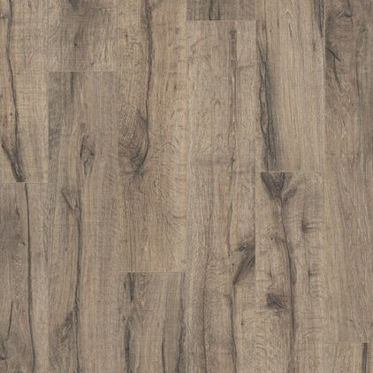 Dark grey Perspective Wide Laminate Reclaimed oak brown UFW1545